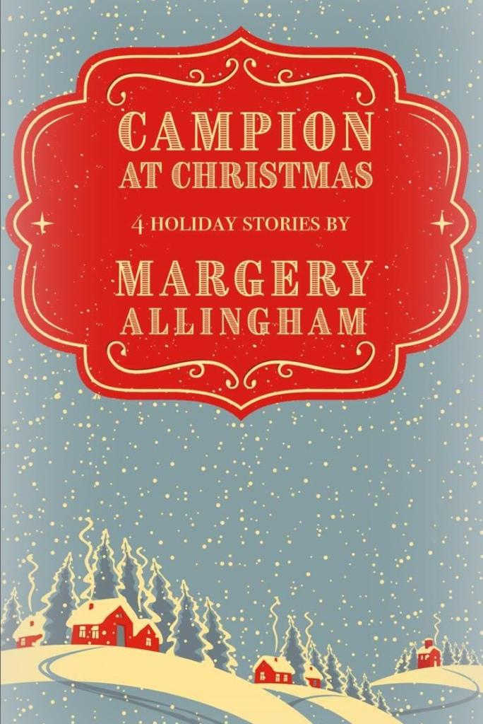 Cover of Campion at Christmas