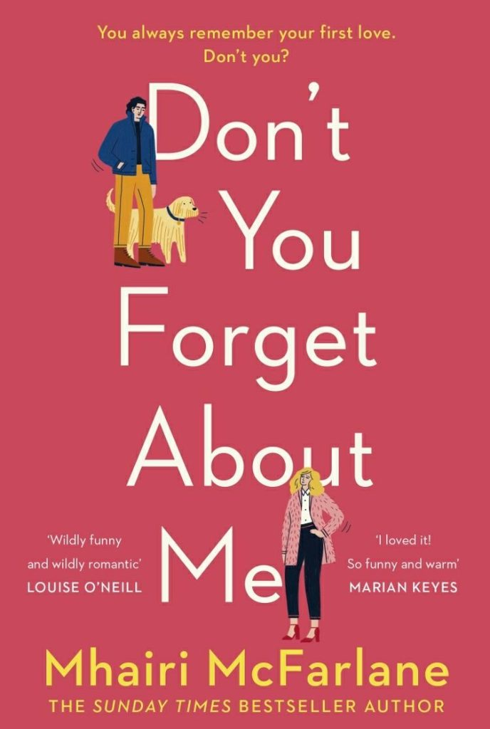 Cover of Dont You Forget About Me