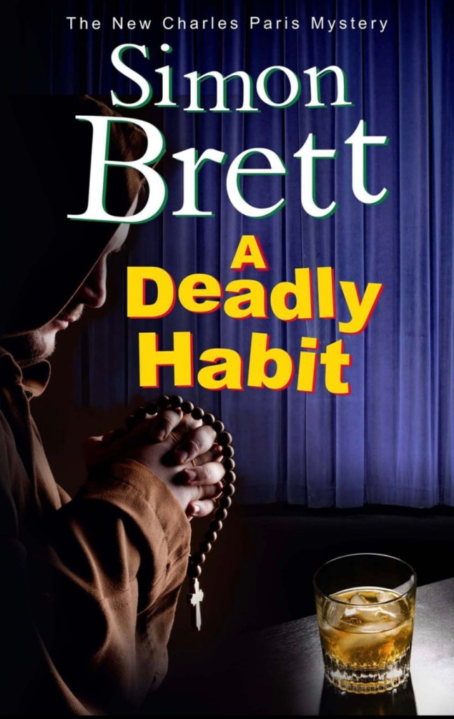 Cover of A Deadly Habit
