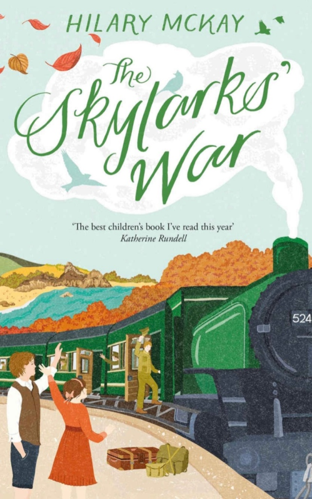Cover of The Skylark's War