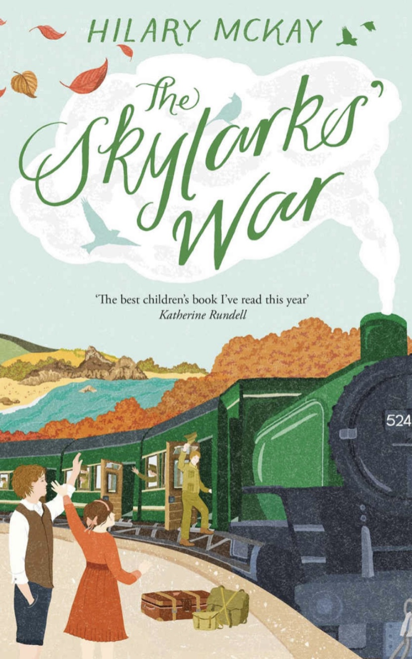 Cover of The Skylark's War