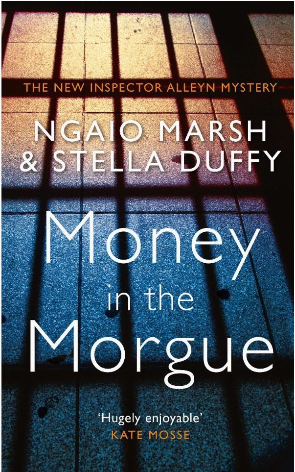 Cover of Money in the Morgue by Ngaio Marsh and Stella Duffy