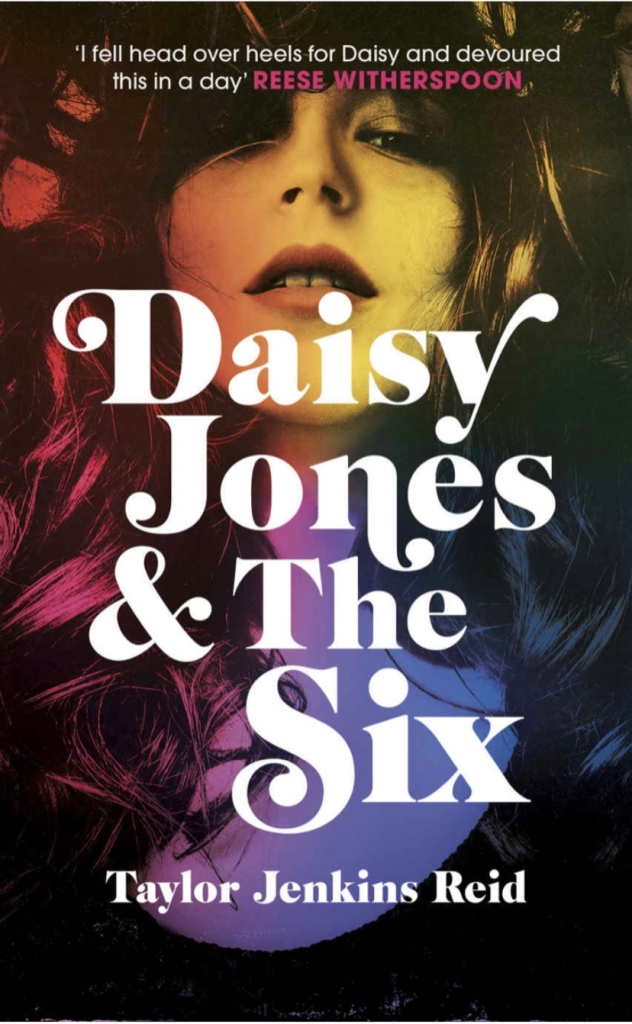 Cover of Daisy Jones and The Six
