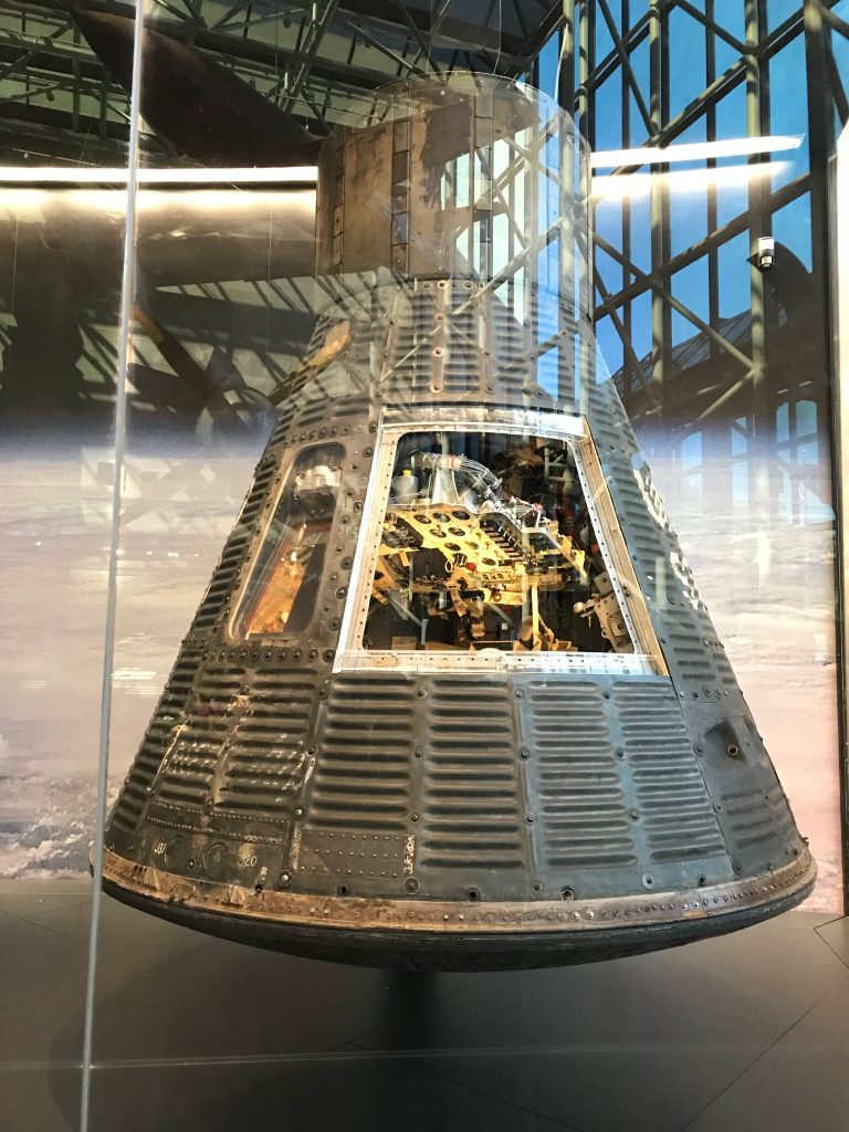 Friendship 7 capsule