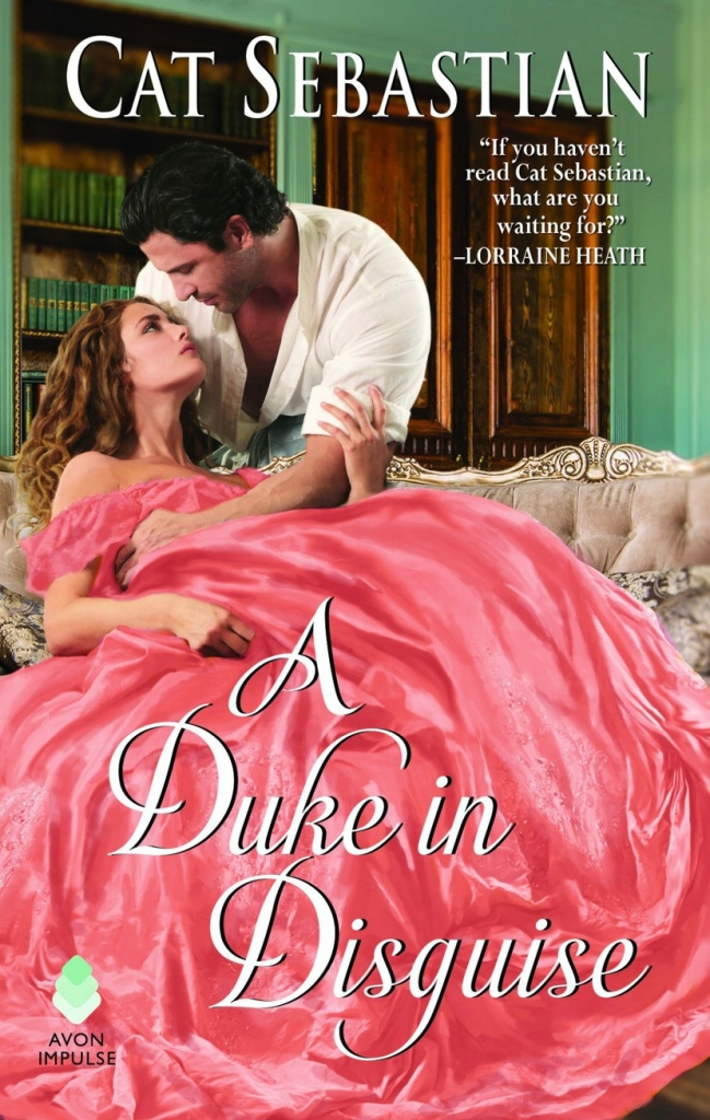 Cover of A Duke in Disguise
