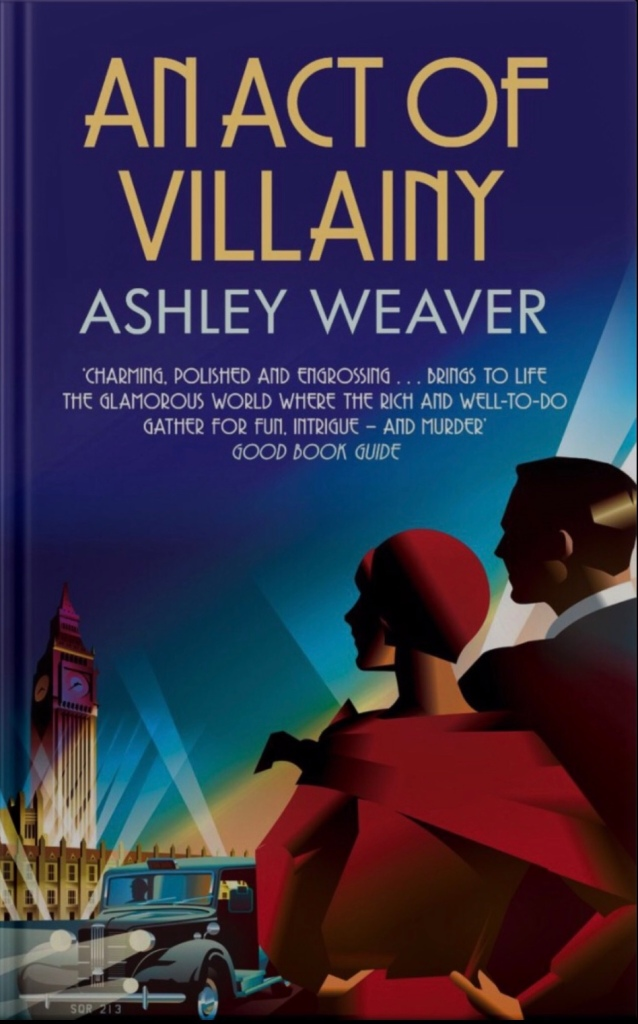 Cover of An Act of Villainy