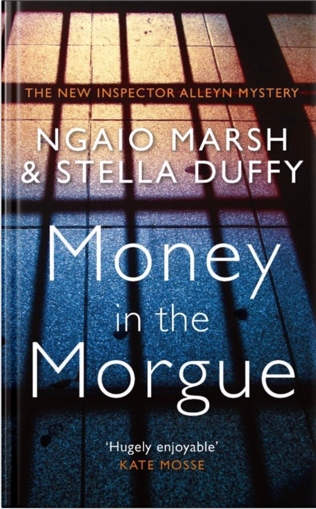 Cover of the Money in the Morgue