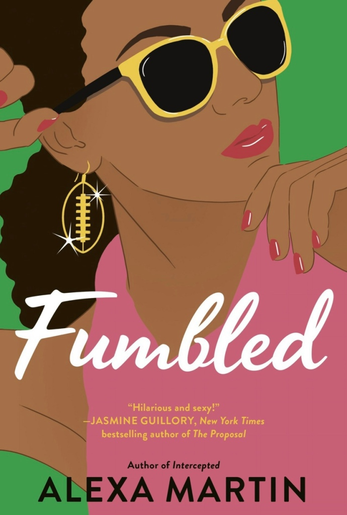 cover of Fumbled