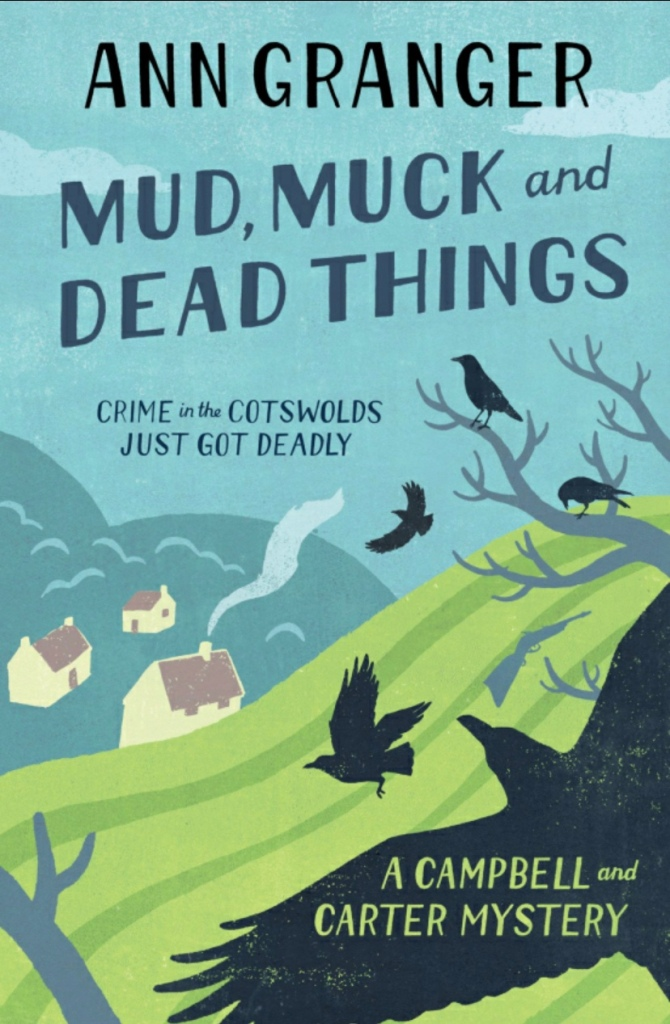 Cover of Mud, Muck and Dead Things