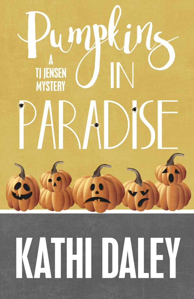 Cover of Pumpkins in Paradise