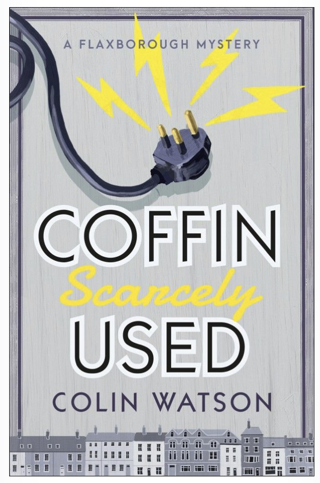 Cover of Coffin, Scarcely Used