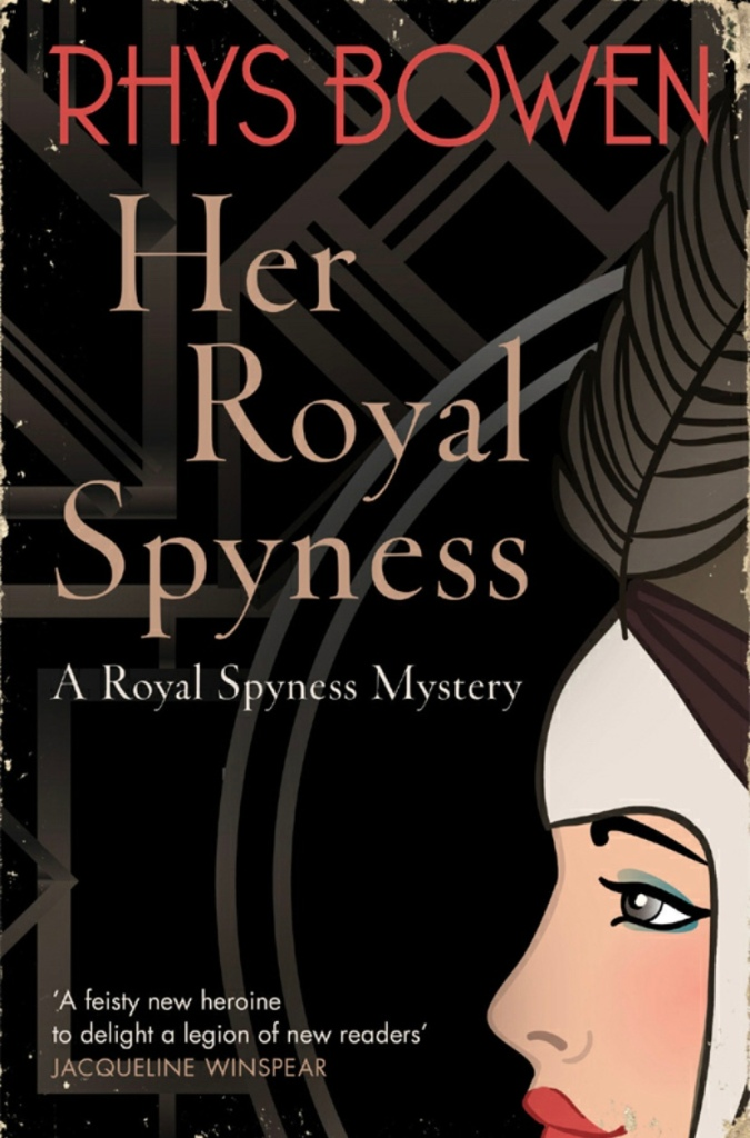 Cover of Her Royal Spyness