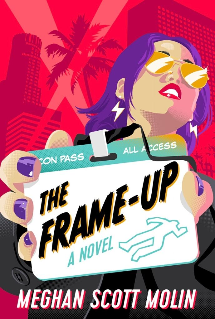 Cover of The Frame-Up