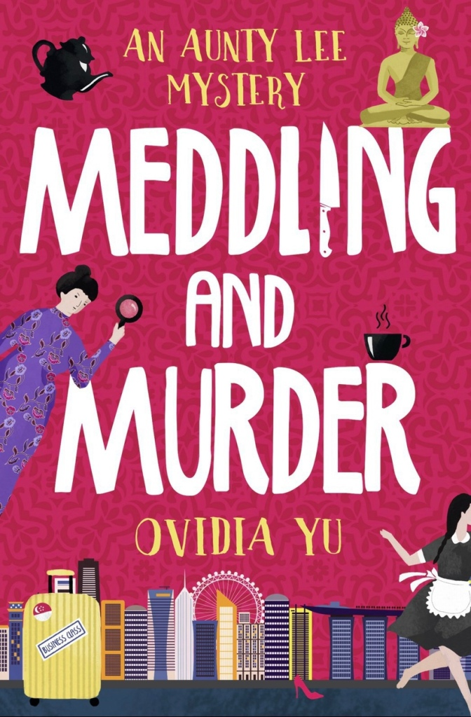 Cover of Meddling and Murder