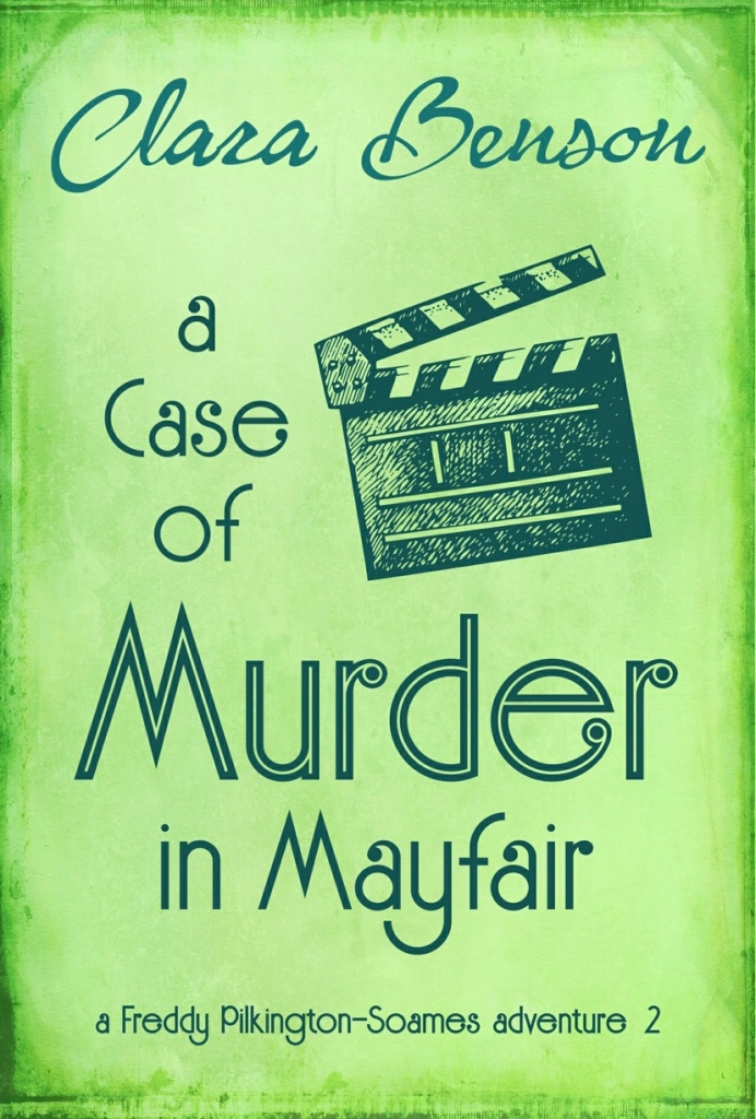 Cover of A Case of Murder in Mayfair