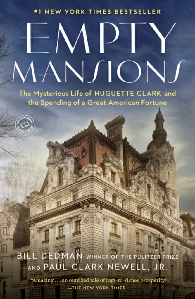 Cover of Empty Mansions