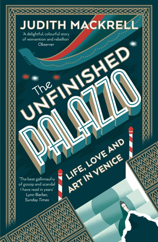Cover of The Unfinished Palazzo