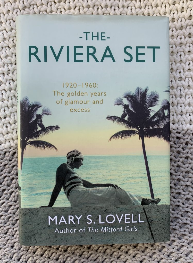 Hardback of The Riviera Set