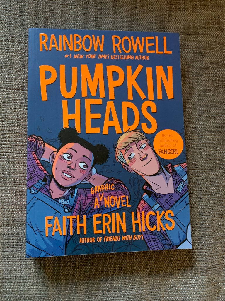 UK Edition of Pumpkinheads