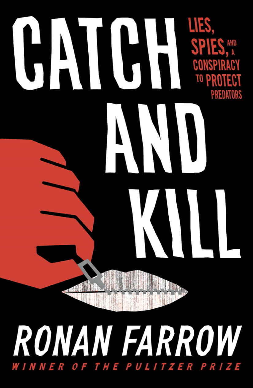 Cover of Catch and Kill