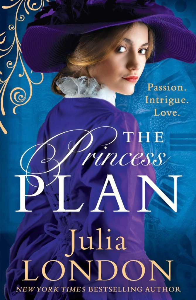 Cover of The Princess Plan