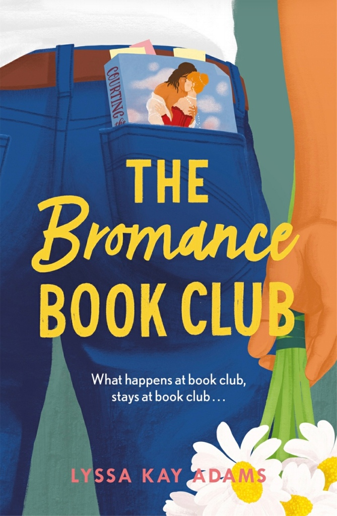 Cover of The Bromance Book Club