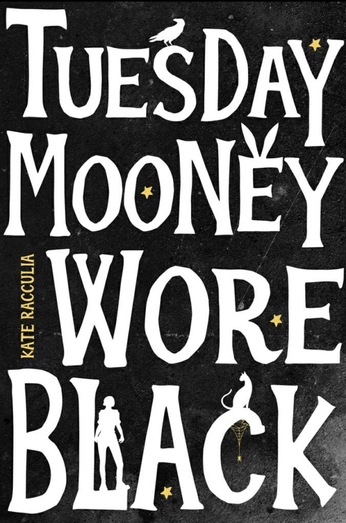UK cover of Tuesday Mooney