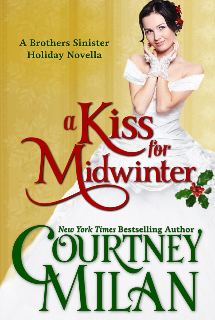 Cover of A Kiss for Midwinter