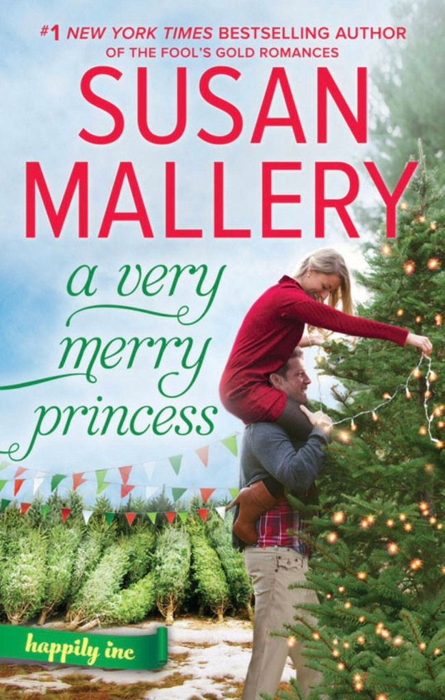 Cover of A Very Merry Princess