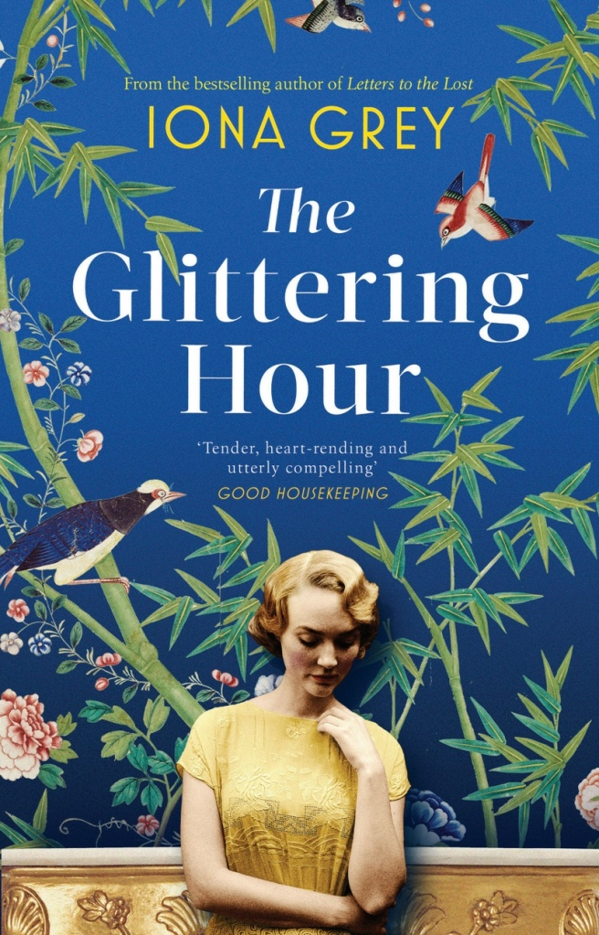 Cover of The Glittering Hour