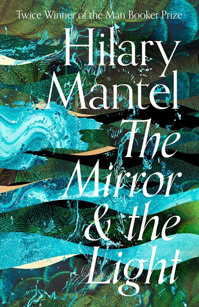 Cover of The Mirror and the Light