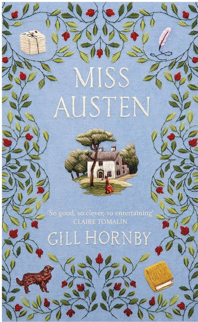 Cover of Miss Austen