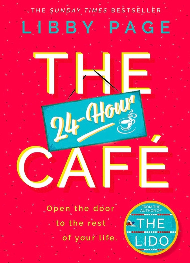 Cover of The 24-hour Cafe