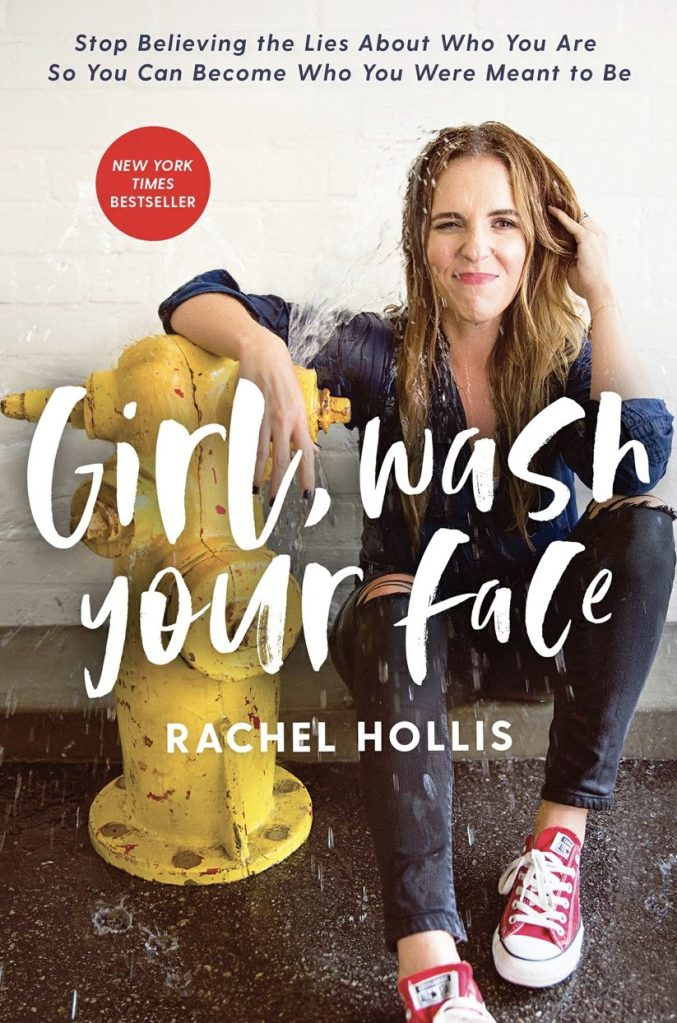Cover of Girl, Wash Your Face