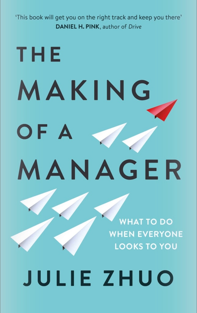 Cover of Making of a Manager