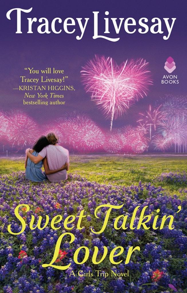 Cover of Sweet Talkin' Lover