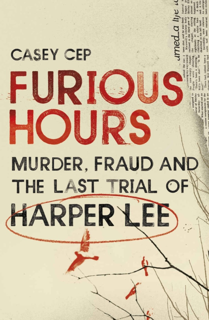 Cover of Furious Hours