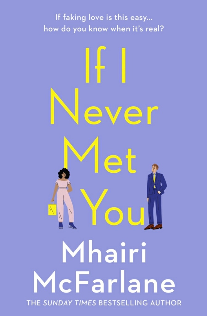 Cover of If I Never Met You