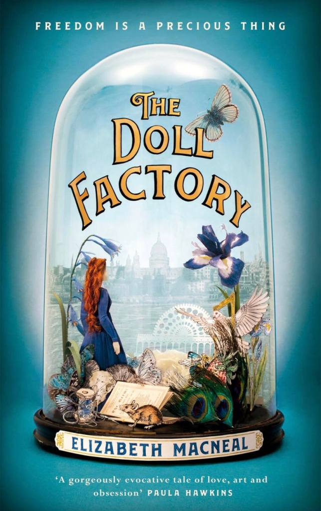 Cover of The Doll Factory