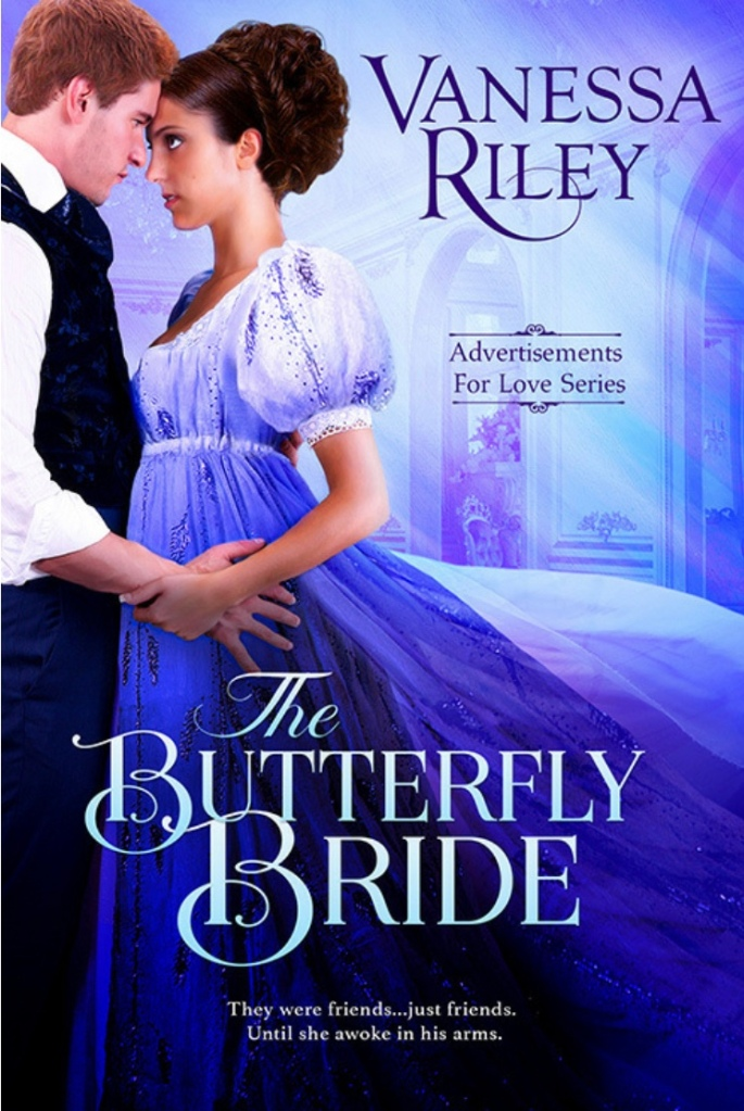 Cover of the Butterfly Bride