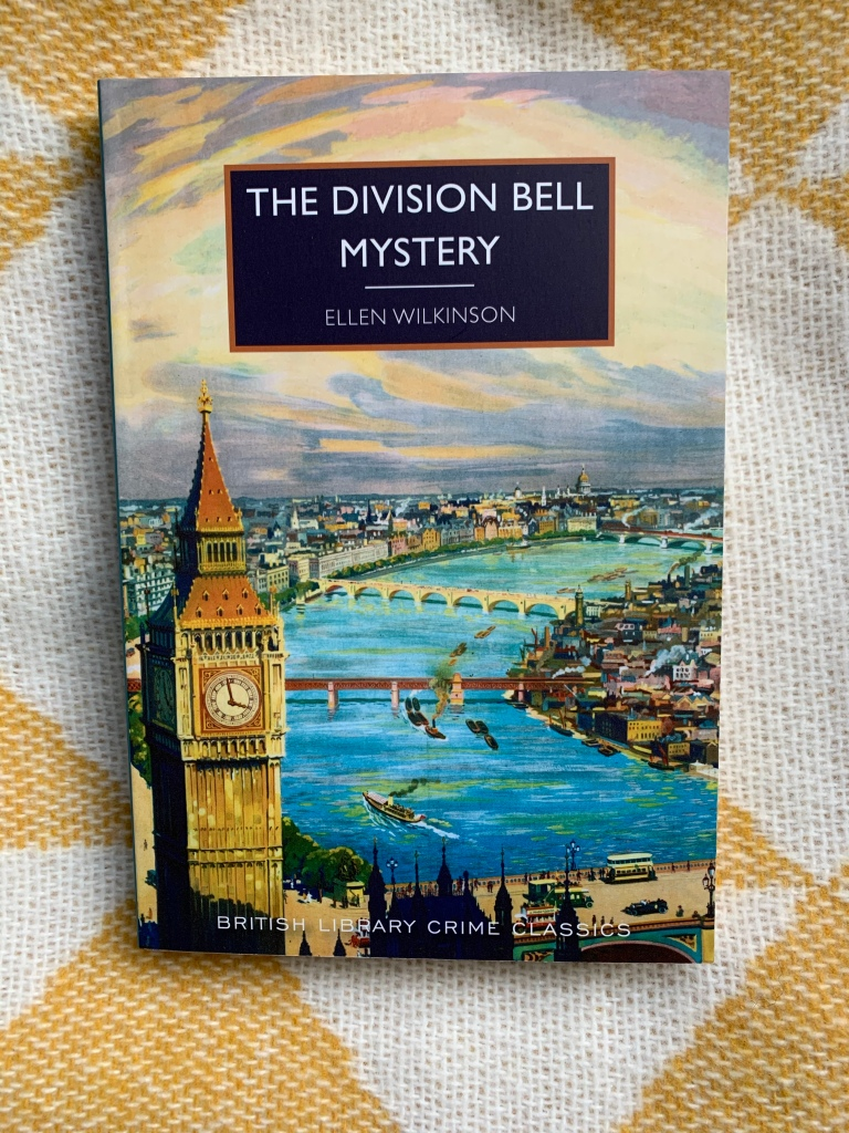 Copy of The Division Bell Mystery