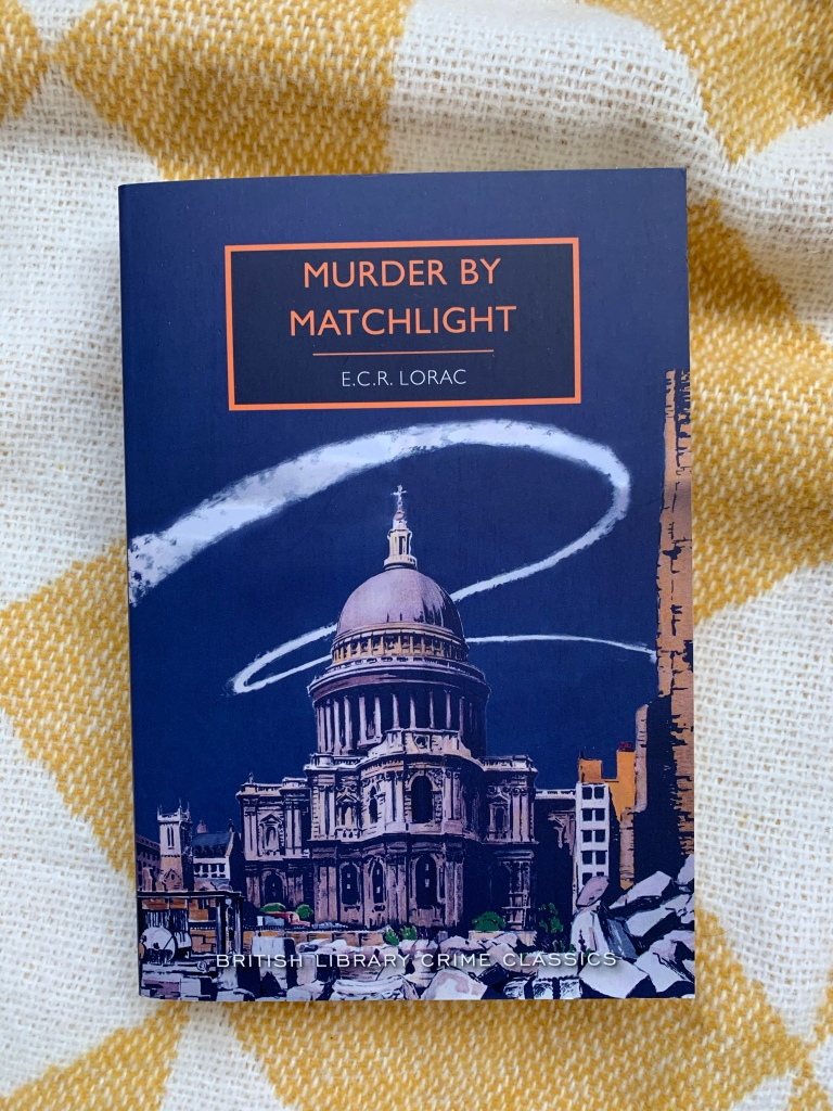 Copy of Murder by Matchlight