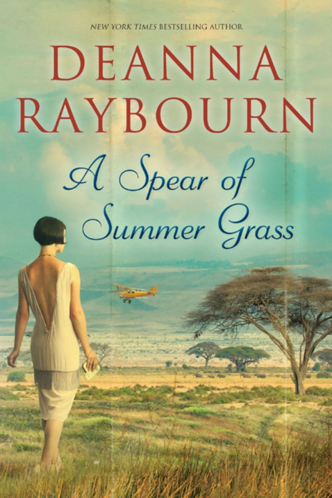 Cover of Spear of Summer Grass