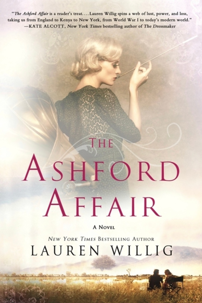 Cover of The Ashford Affair
