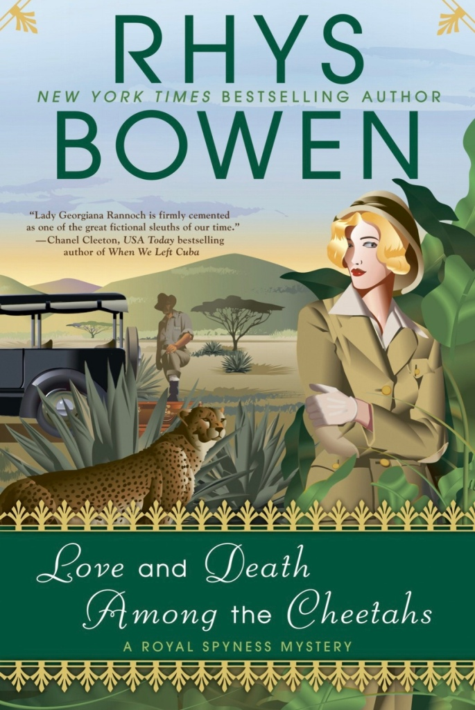 Cover of Love and Death Among the Cheetahs