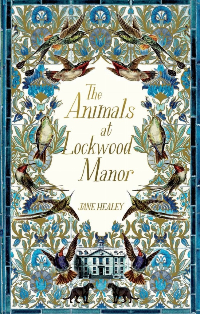 Cover of The Animals at Lockwood Manor