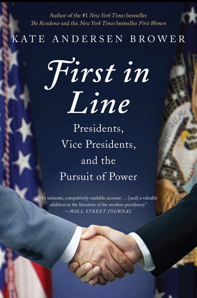Cover of First in Line