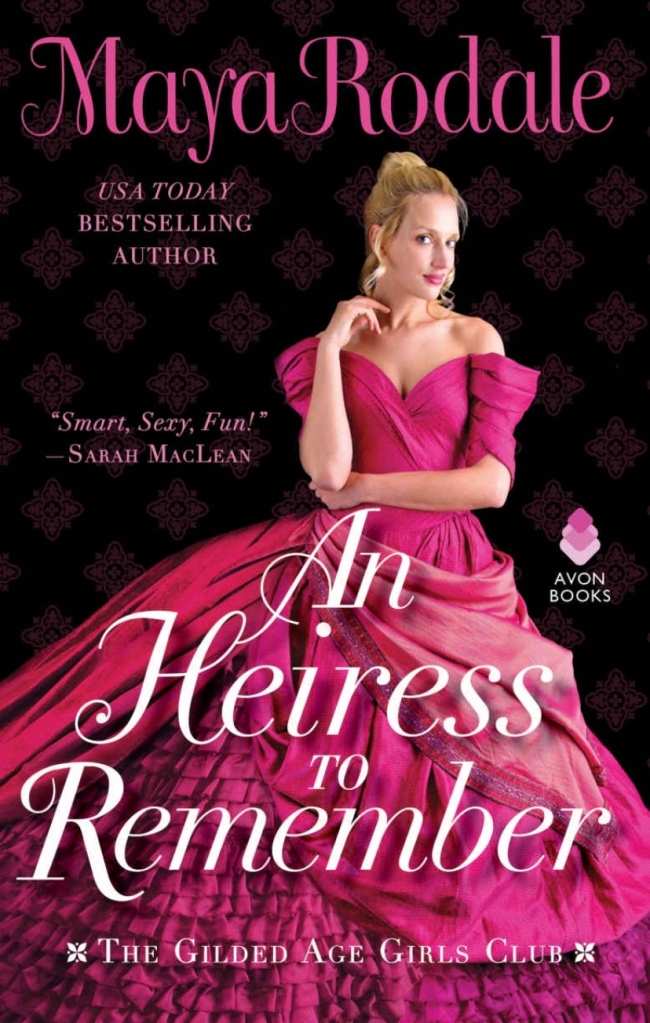 Cover of An Heiress to Remember