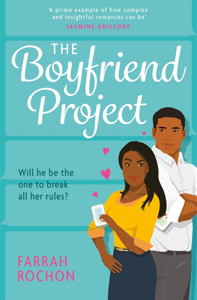 Cover of the Boyfriend Project