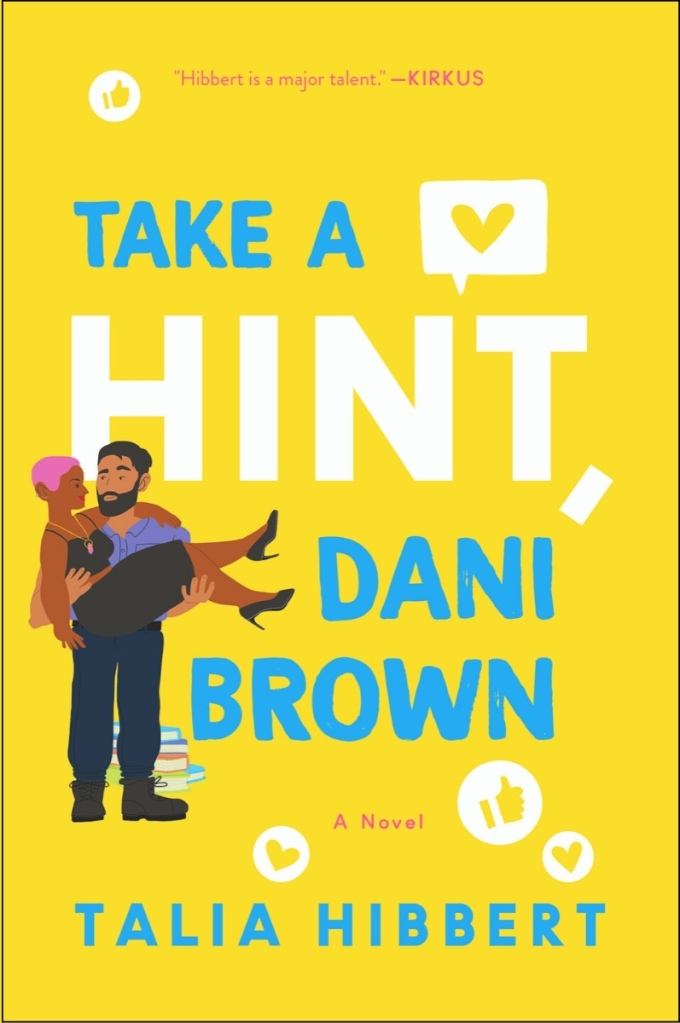 Cover of Take a Hint Dani Brown